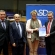 Handover ceremony of the 2018 Sky & Space Intergroup report