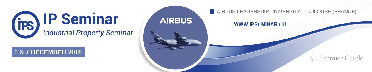 1st IP Seminar hosted by Airbus