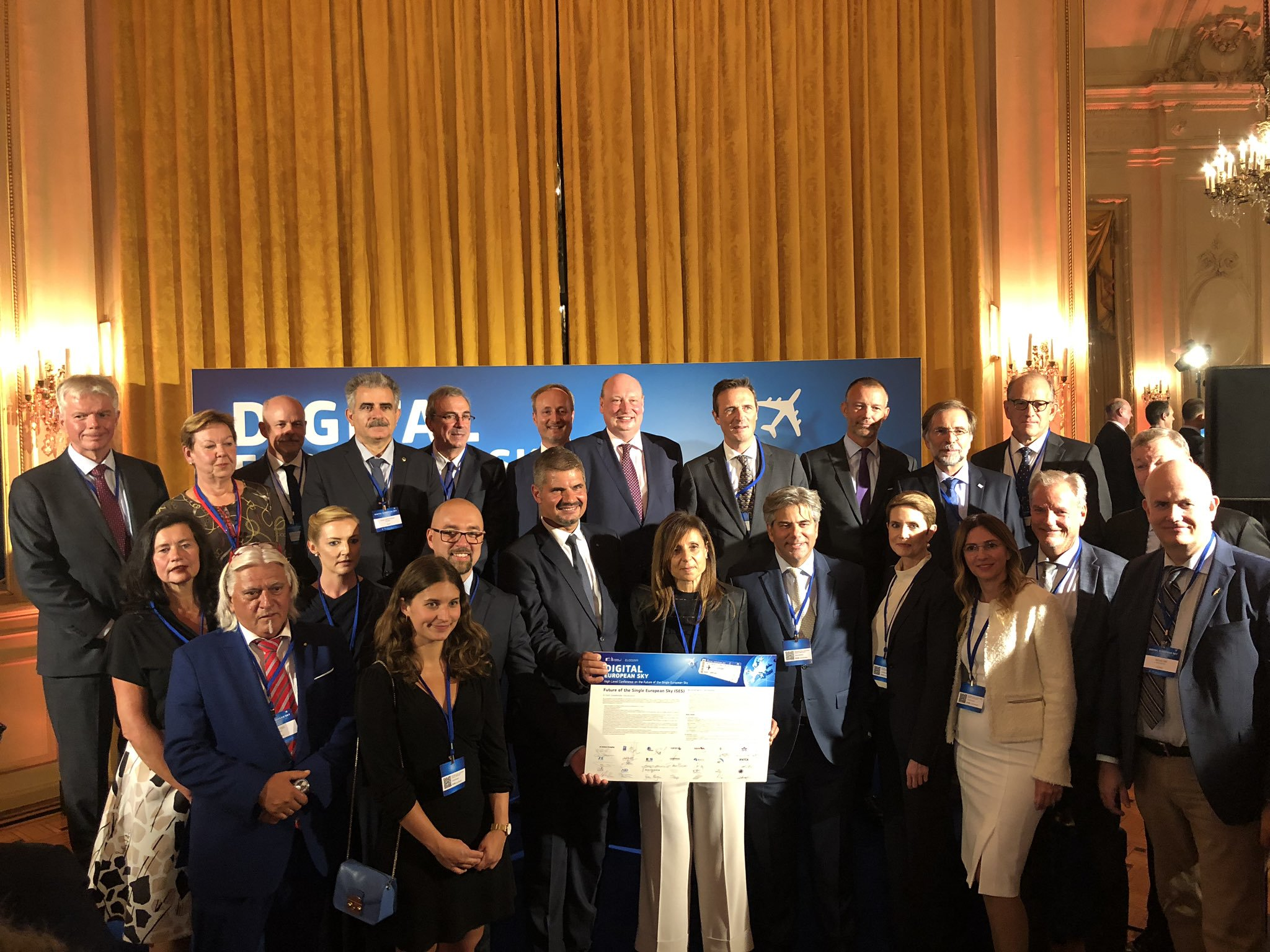 Joint declaration on the future of the Single European Sky