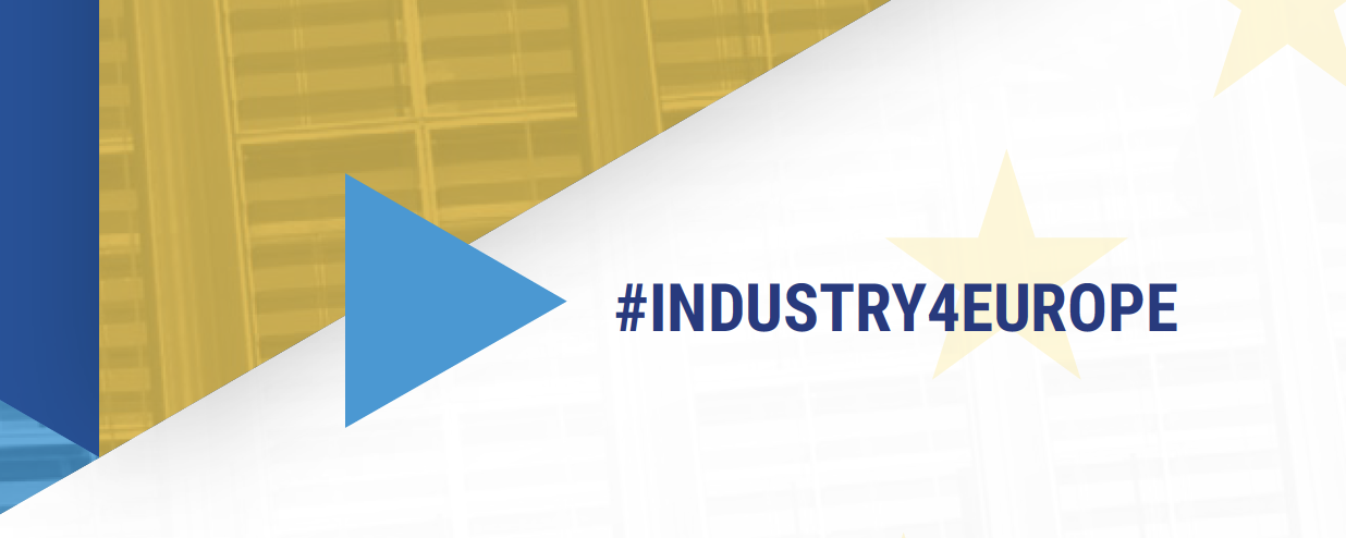 Industry4Europe is a large coalition of 132 organisations in Europe